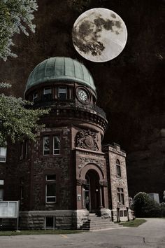 | Ottawa Ontario ~ Canada ~ Dominion Observatory ~ Historical | The Dominion Observatory is a Classified Federal Heritage Building because of its historical associations, and its architectural and environmental values.
