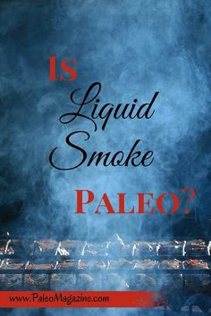 What can I substitute for liquid smoke in a recipe?
