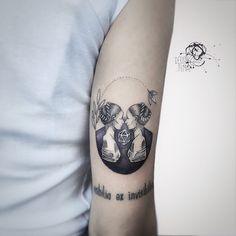 👁Visibilia ex invisibilibus #reflection #illustration #design #tattoodesign #tattoo #ink #inked #bodyart #colorful