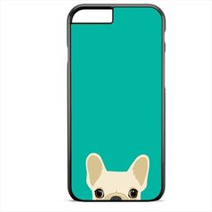 Watching French Bulldog TATUM-11836 Apple Phonecase Cover For Iphone SE Case