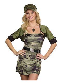 Army Bullet Ceinture soldat accessoire robe fantaisie 150 cm long