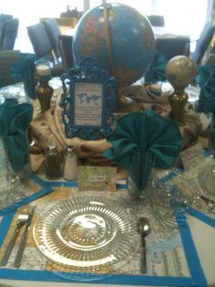 Parade of Tables at New Hope Baptist Church