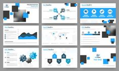 Power Point Template, Microsoft Powerpoint, Free Quotes, Your Design, Website, Medium, Top, Shirts, Blouses