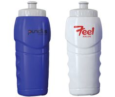 Crave Water Bottle / Material: Plastic / Branding Options: Pad Print #brandability #corporategifts #waterbottles