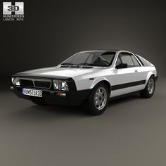 Lancia Montecarlo 1979 3d model from humster3d.com. Price: $75
