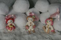 Bonhommes de neige gourmands