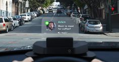 Navdy's magical head up display projects information as if it's floating six feet in front of you. Manage your navigation, calls and apps with voice and simple hand gestures. In the car you already have.