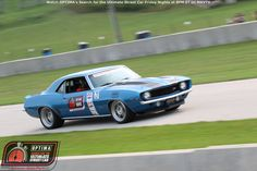Danny King's 1969 Chevrolet Camaro Z28 will compete in the 2015 #OUSCI. Learn more at www.optimainvitational.com
