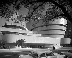 Guggenheim, Frank Lloyd Wright