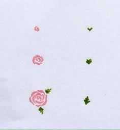 Pasos para hacer una rosa secillo :)