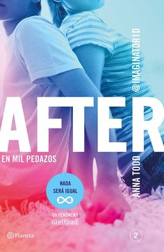 After. En mil pedazos (Serie After 2): (Serie After 2) eBook: Anna Todd, Vicky Charques, Marisa Rodríguez: Amazon.es: Tienda Kindle