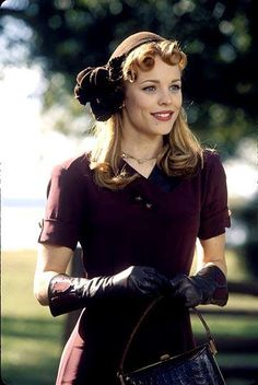 Rachel McAdams in the notebook