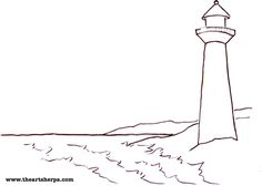 Light house in storm traceable !! The art sherpahttps://www.youtube.com/watch?v=TNGcnlETDfU