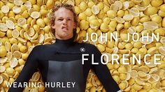 What's Your Flavour? Hurley, with John John Florence!