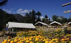 Luxury Camping in Sangla Valley Kinnuar >>>#Camping #RockClimbing #Rappelling #SanglaValley