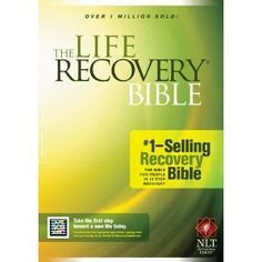 The Life Recovery Bible is today's recovery Bible and is based on the recovery model. It was created by two of today's leading recovery experts, David Stoop, Ph. Bible Translations, Bible Text, Ga In, Serenity Prayer, New Living Translation, Take The First Step, Books To Read Online, Addiction Recovery, Marriage Advice