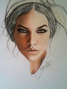Illustrations by Hamda M. Almannai - ego-alterego.com