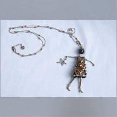 Spotted while shopping on Poshmark:  Madame Penelope Necklace ! #poshmark #fashion #shopping #style #Telle Mere, Telle Fille NYC #Jewelry