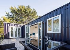 Shipping container homes: building your own DIY container house