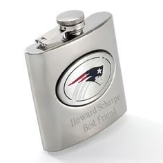 Personalized NFL 8 oz. Flask - All NFL Teams Available!!
