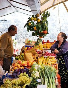 Corfu Market www.house2book.com