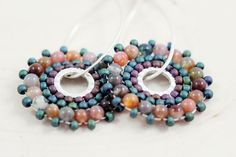 Hey, I found this really awesome Etsy listing at https://www.etsy.com/listing/151665967/multi-colored-charm-earrings
