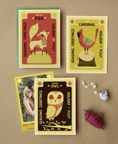 I like these cards... but that couple in the picture is soooo hipster that I feel like I shouldn't like these cards ;)