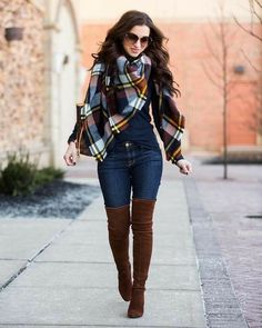 Trendy Fall Fashion Outfits To Copy Right Now Casual Fall Outfits, Winter Fashion Outfits, Fall Winter Outfits, Look Fashion, Autumn Winter Fashion, Womens Fashion, Ladies Fashion, Fashion Pants, Fashion 2016
