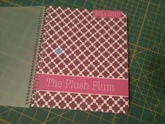 Love this front cover! #plumpaper #plumpaperplanner http://plumpaper.com https://www.etsy.com/shop/PlumPaperDesigns