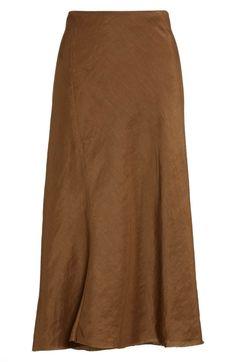Main Image - Simon Miller Mayer Linen & Silk Skirt