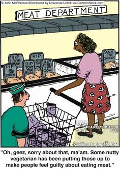 Sorry about that, ma'am. #VeganHumor #nutritionmeme