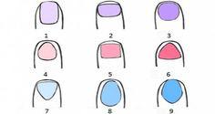 Voici ce que la forme et la taille de vos ongles disent sur vous !