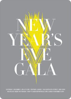 New Year's Eve Gala Party Invitations Gala Invitation, Party Invitations, Formal Invitations, Event Invitation Design, Invites, New Years Dinner, New Years Eve Party, New Year's Eve Gala, New Years Eve Events