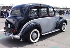 1958 Austin FX3 London Taxi