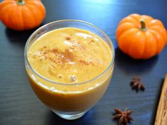 Biggest Loser Recipes, Biggest Loser Frosty Pumpkin Smoothie Recipe To Help With Your Biggest Loser Diet Plan. Slow Cooker Breakfast, Savory Breakfast, Breakfast Casserole, Ww Recipes, Cooking Recipes, Vitamix Recipes, Blender Recipes, Healthy Recipes, Pumpkin Pie Smoothie