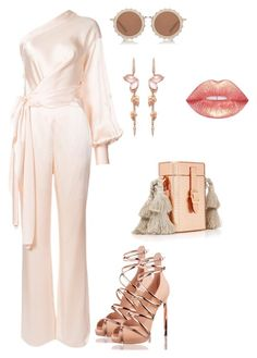 """Untitled #474"" by stylistrr ❤ liked on Polyvore featuring Officina del Poggio, Jonathan Simkhai, House of Holland and Stephen Webster"