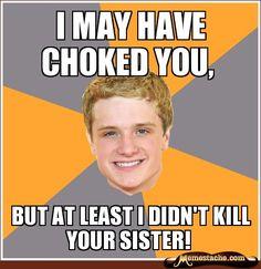 ouch Peeta, ouch.