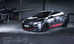 Renault Megane RS by julian68