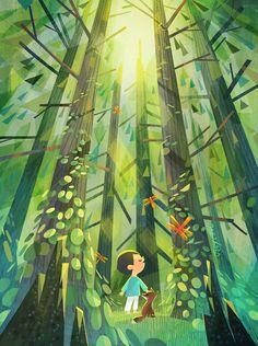 Forest Bathing - Joey Chou