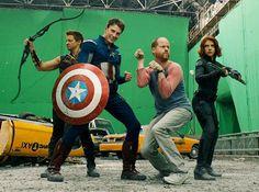 Earth's Mightiest Heroes.