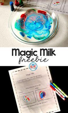 Magic Milk Science E