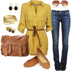 Running Errands, created by yvonne2214 on Polyvore