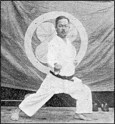 Kenwa Mabuni, Founder of Shito Ryu Karate