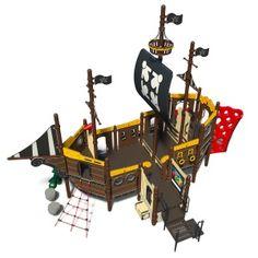 pirate ship play equipment - Google 검색