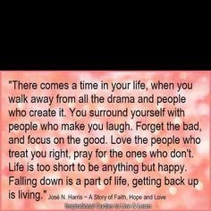 So true! Sometimes we forget what it feels like to be truly happy and free!