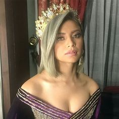 regram Regrann from - Glaiza De Castro ( crown Philippines, Acting, Idol, Crown, Instagram, Fashion, Moda, Corona, Fashion Styles