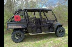 Ultimate little off-road vehicle for sale on Auto Mart. Have you seen this little monster they call the Polaris Ranger? Polaris Off Road, Polaris Ranger Crew, Atv Accessories, Hunting Cabin, Atvs, Little Monsters, Shtf, Golf Carts, Tactical Gear
