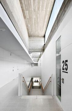 Escola Isabel Besora,© José Hevia