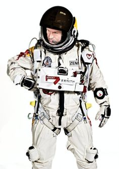 Red Bull Stratos : L'équipement complet de Felix Baumgartner