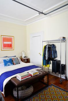 A Dreamy 400 Square Foot Fort Greene Studio Apartment